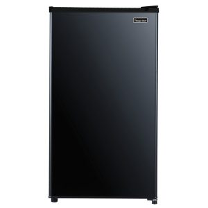 Magic Chef MCAR320BE 3.2 Cubic-Ft Compact Refrigerator (Black)