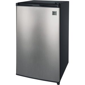 RCA RFR322-D 3.2 Cubic-ft Stainless Steel Refrigerator