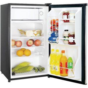 Magic Chef MCBR350S2 3.5 Cubic-ft Refrigerator