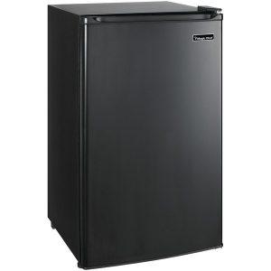 Magic Chef MCBR350B2 3.5 Cubic-Foot Mini Refrigerator (Black)