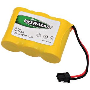 Ultralast 3-1/2AA-B 3-1/2AA-B Rechargeable Replacement Battery