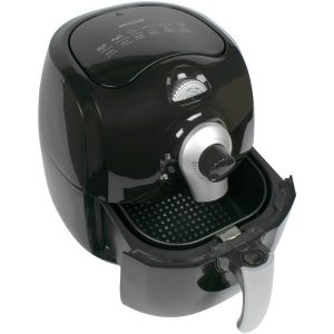 Brentwood Appliances AF-350B 3.7-Quart Electric Air Fryer (Black)