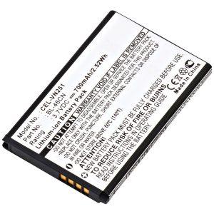 Dantona CEL-VN251 CEL-VN251 Replacement Battery