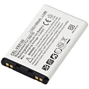 Ultralast CEL-VX6100 CEL-VX6100 Replacement Battery