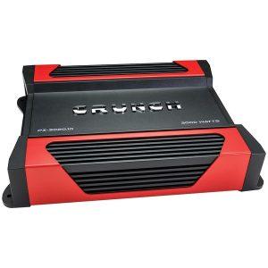 Crunch PZ-3020.1D POWERZONE Subwoofer Class D Monoblock Amp (3
