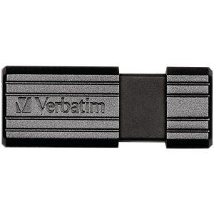 Verbatim 49064 PinStripe USB Flash Drive (32GB)
