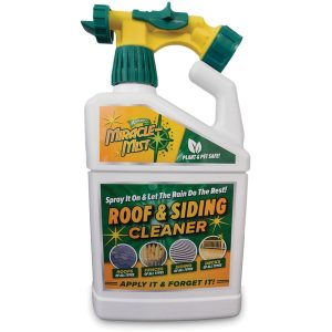 MiracleMist MMRS-4 Roof and Siding Cleaner
