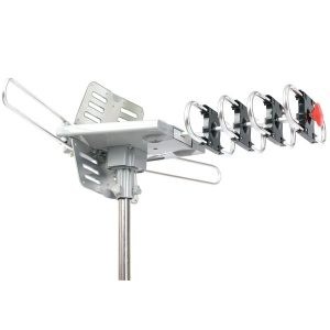 Supersonic SC-613 360? HDTV Digital Amplified Motorized Rotating Outdoor Antenna