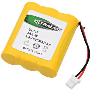 Ultralast 3AA-W 3AA-W Rechargeable Replacement Battery