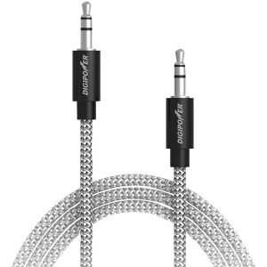 DIGIPOWER SP-AXF Tangle-Free Braided Auxiliary Cable