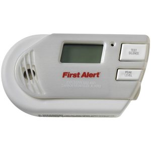 First Alert 1039760 3-in-1 Explosive Gas & Carbon Monoxide Alarm