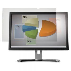 3M AG215W9 Anti-Glare Filter for Widescreen Desktop LCD Monitor 21.5 - For 21.5 Widescreen Monitor - 16:9