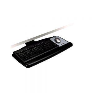 3M Adjustable Keyboard Tray Keyboard/Mouse Shelf AKT60LE