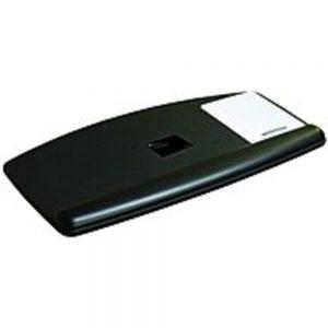 3M Adjustable Keyboard Tray Platform - 12.3 x 2.3 - Black