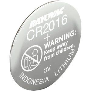 RAYOVAC KECR2016-1C 3-Volt Lithium 2016 Keyless Entry Battery