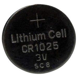 Ultralast UL1025 UL1025 CR1025 Lithium Coin Cell Battery