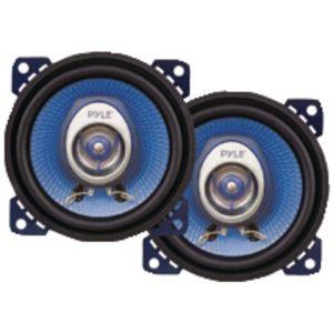 "Pyle PL42BL Blue Label Speakers (4"""
