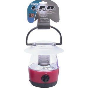 Dorcy 41-1017 40-Lumen LED Mini Lantern