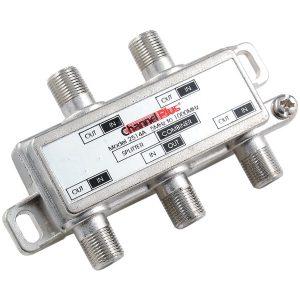 ChannelPlus 2514 DC/IR Passing Splitter/Combiner (4 way)