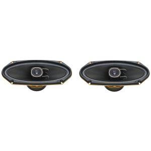 "Pioneer TS-A4103 A-Series 4"" x 10"" 120-Watt 2-Way Speakers"