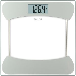 Taylor Precision Products 754941933S 75494192S 400lb-Capacity Digital Scale