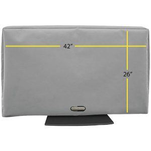 """Solaire SOL 42G Outdoor TV Cover (42""""-47"""")"""