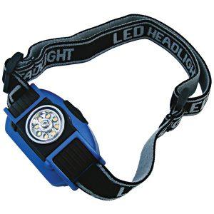 Dorcy 41-2093 335-Lumen 8-LED Multifunctional Headlamp