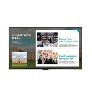 43'' LG SE3KE Series FullHD 1080p Commercial Monitor 43SE3KE-B