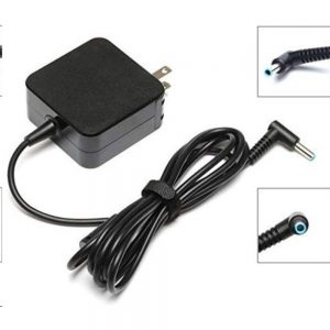 45W HP Genuine 19.5v 2.31a Travel Power Adapter 4.5mm 845611-001 Blue Tip