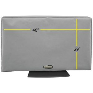 """Solaire SOL 46G Outdoor TV Cover (46""""-52"""")"""