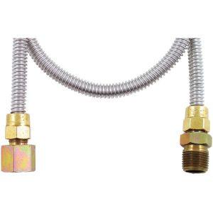 Dormont 20-3132-48B(BAGGED) Gas Dryer & Water Heater Flex-Line