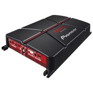 Pioneer GM-A4704 GM Series Class AB Amp (4 Channels