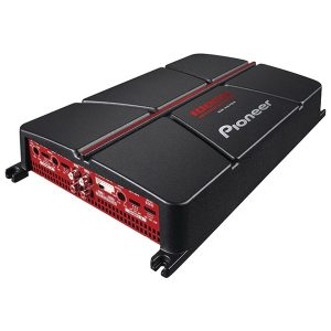Pioneer GM-A6704 GM Series Class AB Amp (4 Channels