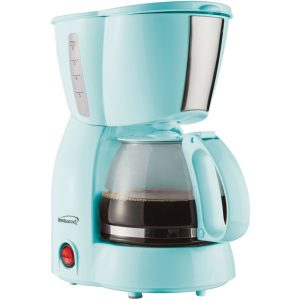 Brentwood Appliances TS-213BL 4-Cup Coffee Maker