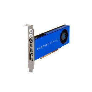 4GB HP Radeon Pro Wx 3100 DisplayPort 2x Mini DisplayPort PCI Express x16 Graphic Card 2TF08AT