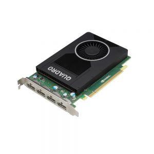 4GB nVIDIA Quadro M2000 4x DisplayPort PCI Express 3.0 x16 Graphics Card