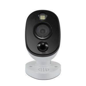 Swann SWPRO-4KWLB-US 4K Thermal-Sensing Warning-Light Add-on Security Camera