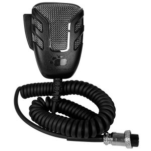 Uniden BC804NCM 4-Pin Noise-Canceling Microphone Replacement for CB Radios
