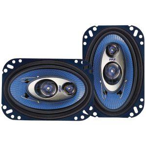 """Pyle PL463BL Blue Label Speakers (4"""" x 6"""""""