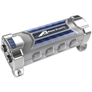 Power Acoustik PCX-5F 5-Farad Power Capacitor