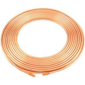 No Logo 6363204859800 Copper Refrigeration Tubing