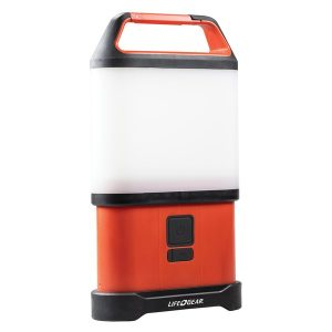 Life+Gear 41-3760 Stormproof 500-Lumen Stow-Away Collapsible Lantern