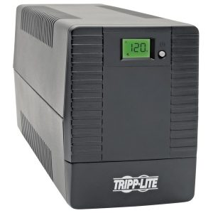 Tripp Lite OMNISMART500TU 500 VA/360-Watt Line-Interactive UPS with 6 Outlets