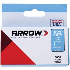 Arrow 224 P22 Plier Staples