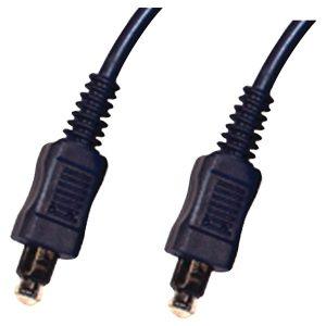 Steren 260-050 T-T Digital Optical Cable (50ft)