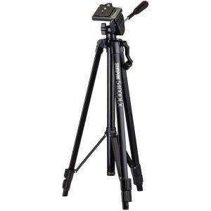 "Sunpak 620-540DLX 5400DLX 54"" Tripod with 3-Way Pan Head for Digital Cameras"