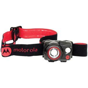 Motorola MHP580 580-Lumen Headlamp with Motion Sensing and Adjustable Spot to Beam Flood