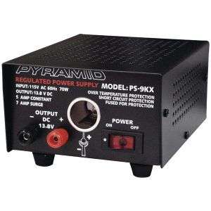 Pyramid Car Audio PS9KX Power Supply (70 Watts Input
