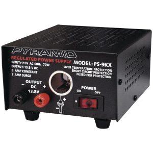Pyramid Car Audio PS9KX Power Supply (70 Watts Input