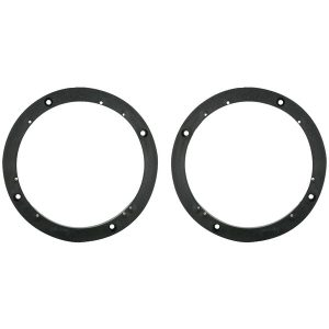 "Metra 82-4400 .5"" Plastic Universal Speaker Spacer Rings"
